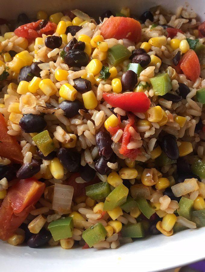 Southwest Style Rice