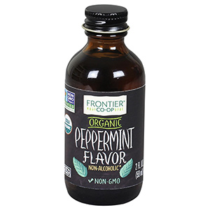 Peppermint flavoring