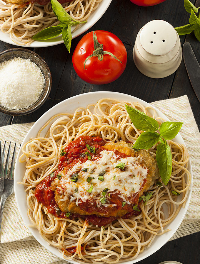 Chicken Parmigiana – The Yardstick of Italian Food